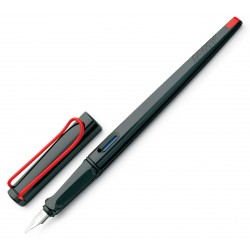 Pluma caligráfica Lamy Joy Black