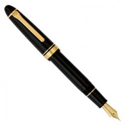 Pluma estilográfica Sailor 1911 Large Lefty Black